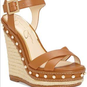 Jessica Simpson Aeralin wedges sandals